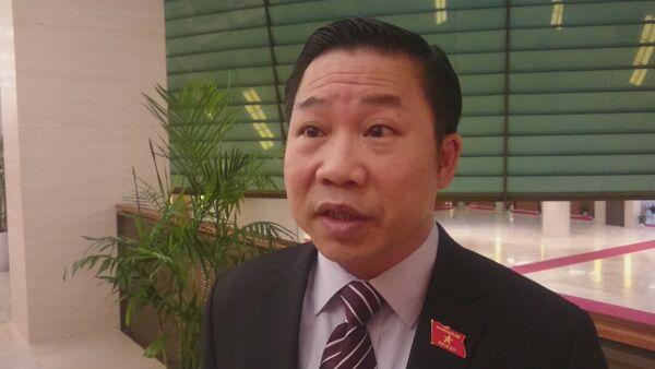 ĐBQH Lưu Bình Nhưỡng  - Sputnik Việt Nam