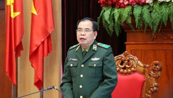 Thiếu tướng Phùng Quốc Tuấn - Sputnik Việt Nam