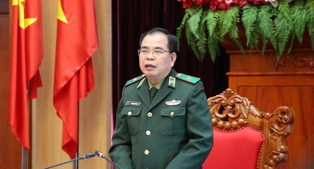Thiếu tướng Phùng Quốc Tuấn