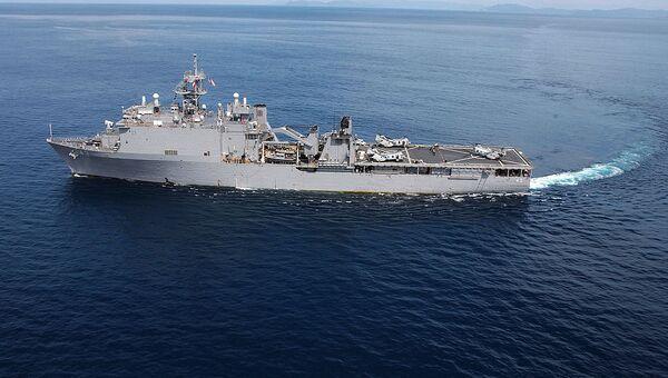 USS Fort McHenry - Sputnik Việt Nam