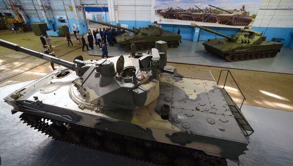 Lắp ráp BMD-4M - Sputnik Việt Nam