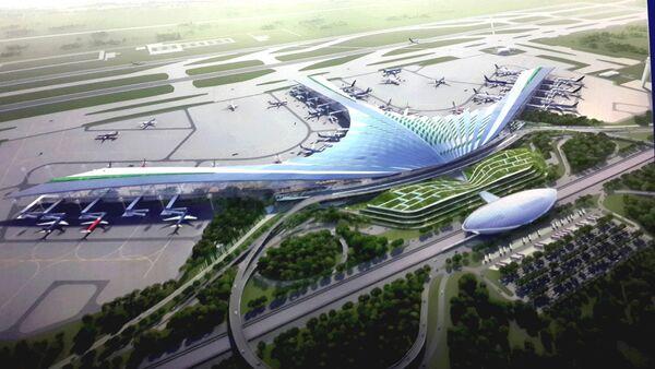 Sân bay Long Thành – Đồng Nai - Sputnik Việt Nam