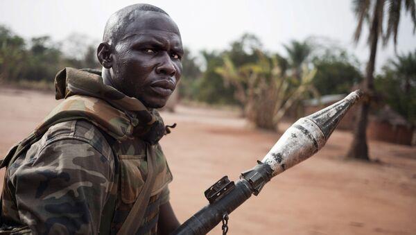 Cộng hòa Trung Phi không loại trừ việc triển khai căn cứ của Nga - Sputnik Việt Nam