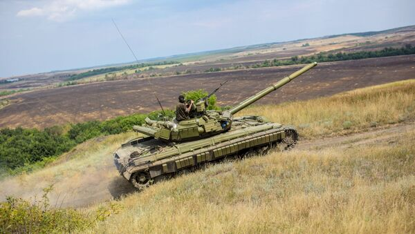 Xe tăng T-64 - Sputnik Việt Nam