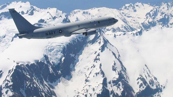 Máy bay trinh sát P-8 - Sputnik Việt Nam