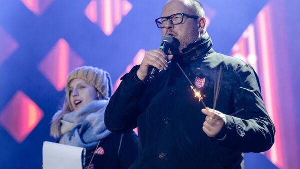 Pawel Adamowicz - Sputnik Việt Nam