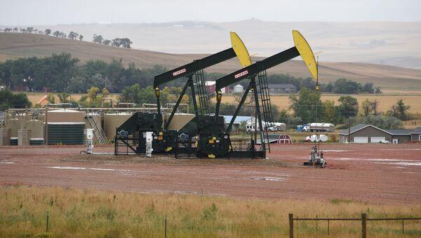 Khai thác dầu mỏ ở Mỹ - Sputnik Việt Nam
