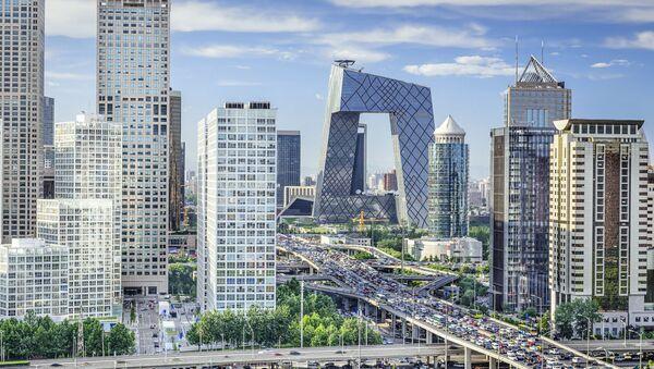 Khu tài chính Trung Quốc - Sputnik Việt Nam