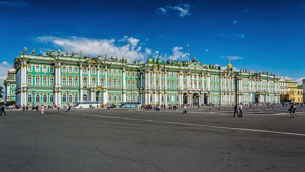 Hermitage ở Saint-Peterburg - Sputnik Việt Nam