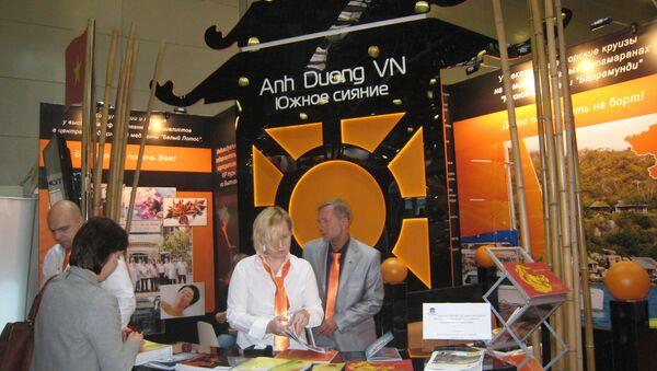 Ngày Việt Nam tại Triển lãm du lịch quốc tế Moskva - Sputnik Việt Nam