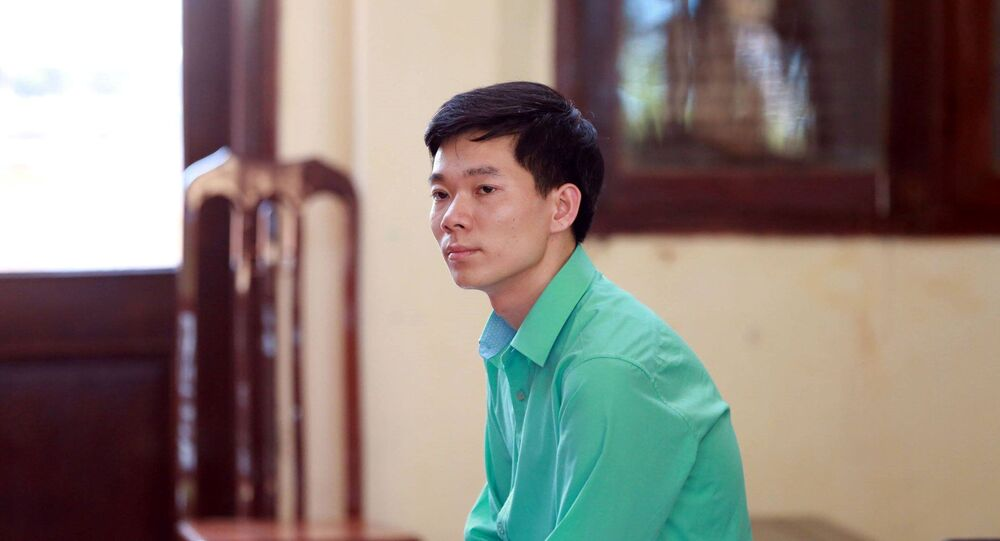 Xét xử bác sĩ Hoàng Công Lương