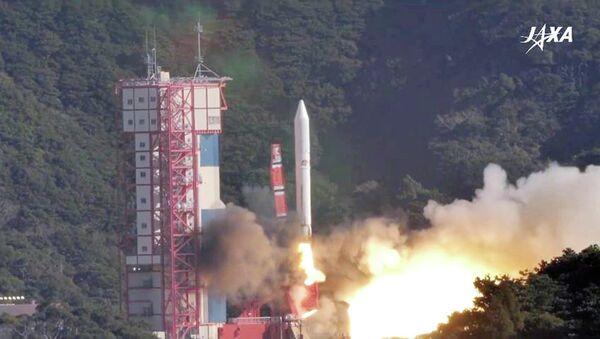 Vệ tinh MicroDragon của Việt Nam được phóng lên từ tên lửa Epsilon số 4 của Nhật Bản và đã tách thành công khỏi tên lửa - Sputnik Việt Nam