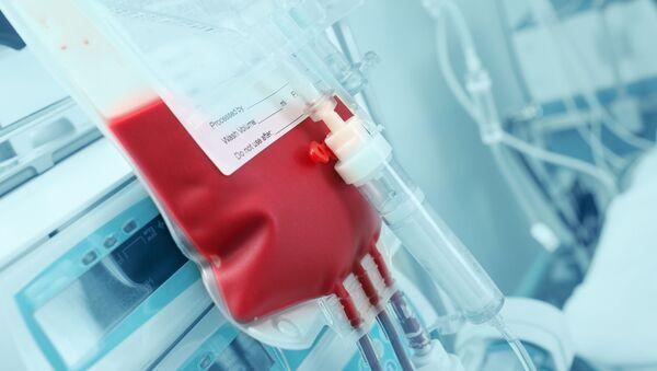 Truyền máu, hiến máu - Sputnik Việt Nam