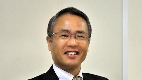 Ông Orita Kunio, Giáo sư kiêm cựu tướng không quân Nhật Bản. - Sputnik Việt Nam