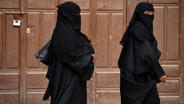 Phụ nữ Ả Rập Saudi  - Sputnik Việt Nam