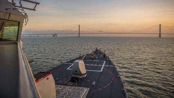 USS Porter - Sputnik Việt Nam