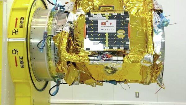 Vệ tinh MicroDragon trong thử nghiệm của JAXA - Sputnik Việt Nam