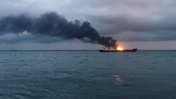 Nêu nguyên nhân gây ra sự cố ở Biển Đen - Sputnik Việt Nam
