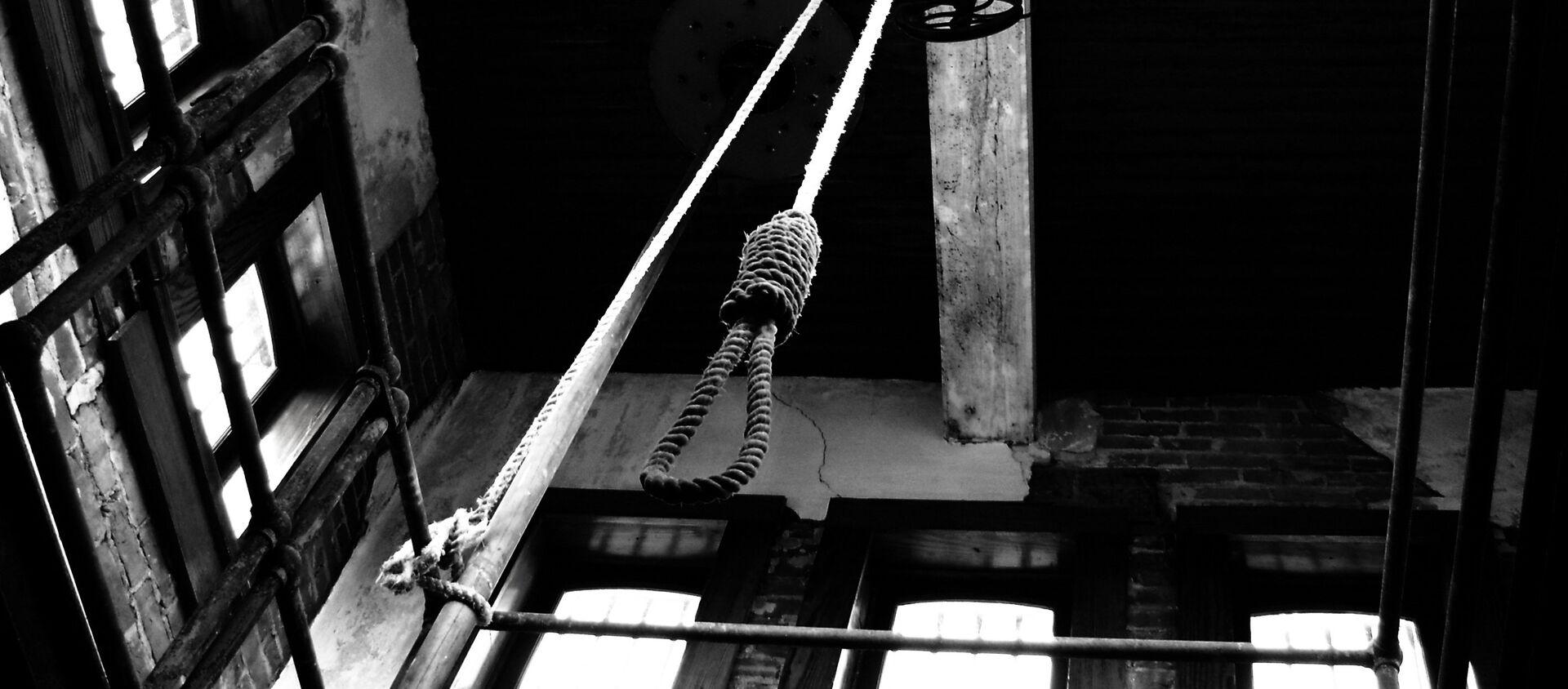 Treo cổ tự tử - Sputnik Việt Nam, 1920, 30.06.2021