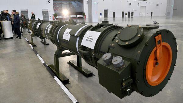 tên lửa 9M729 - Sputnik Việt Nam