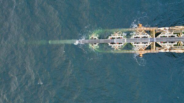 Dòng chảy phương Bắc-2  - Sputnik Việt Nam