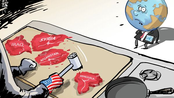 Venezuela đâu phải là Syria - Sputnik Việt Nam