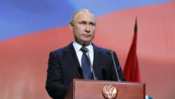 Ông Putin: giải phóng Leningrad sẽ mãi mãi là sự kiện lớn - Sputnik Việt Nam