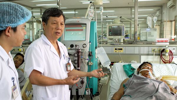 GS. TS Nguyễn Gia Bình - Sputnik Việt Nam