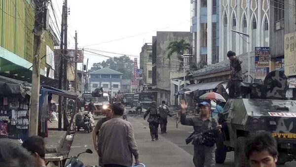 Hậu quả vụ nổ trong nhà thờ công giáo ở Philippines 27/01/2019 - Sputnik Việt Nam