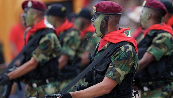 Quân đội Quân đội Venezuela - Sputnik Việt Nam