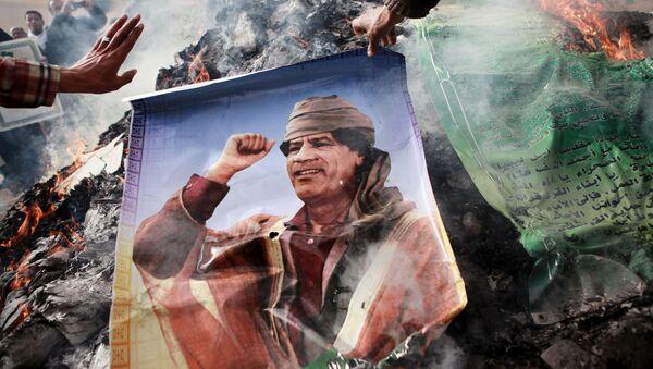 Muammar Gaddafi - Sputnik Việt Nam