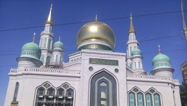 Moskva khai trương nhà thờ Hồi giáo lớn nhất ở châu Âu - Sputnik Việt Nam