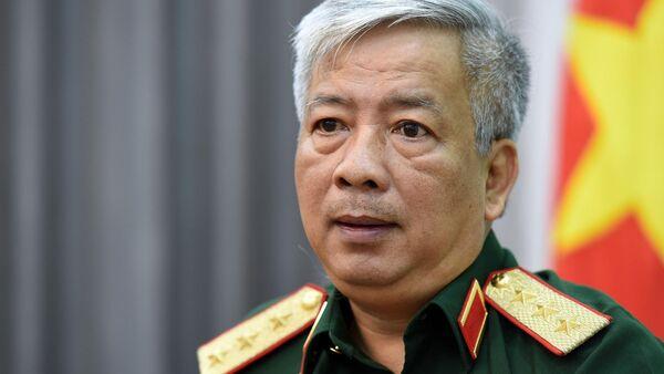 Thượng tướng Nguyễn Chí Vịnh - Sputnik Việt Nam