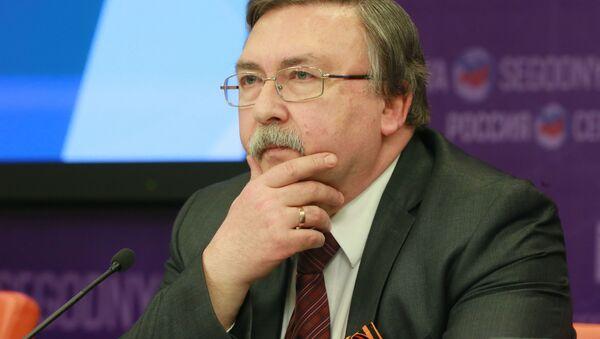 Mikhail Ulyanov  - Sputnik Việt Nam