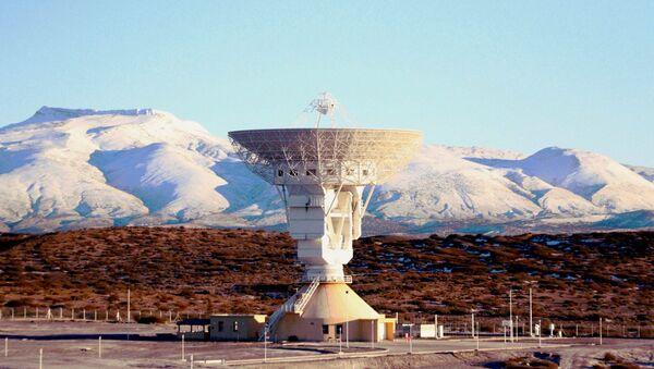 Trạm không gian của Trung Quốc ở Argentina - Sputnik Việt Nam