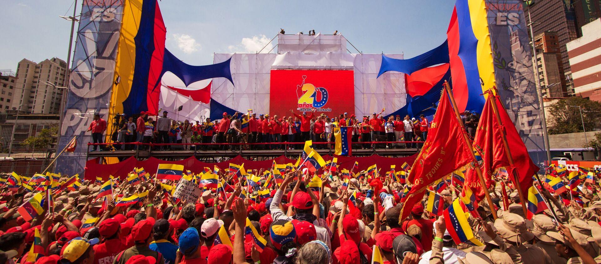 Venezuela - Sputnik Việt Nam, 1920, 03.08.2021