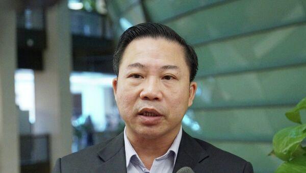 ĐBQH Lưu Bình Nhưỡng. - Sputnik Việt Nam