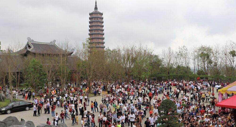 Ninh Bình: Khai mạc Lễ hội chùa Bái Đính - Xuân Kỷ Hợi 2019