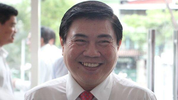 Ông Nguyễn Thành Phong - Sputnik Việt Nam