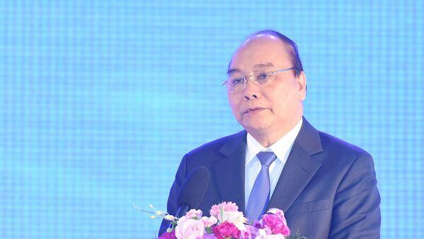 Thủ tướng Nguyễn Xuân Phúc - Sputnik Việt Nam