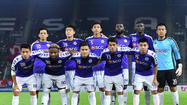 Hà Nội FC - Sputnik Việt Nam