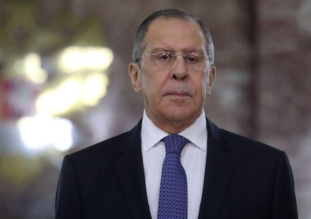 Bộ trưởng Ngoại giao Nga, ông Vladimir Lavrov