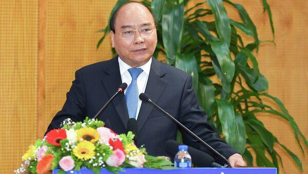 Thủ tướng Nguyễn Xuân Phúc đặt ra 5 bài toán lớn cho Bộ KH&ĐT - Sputnik Việt Nam