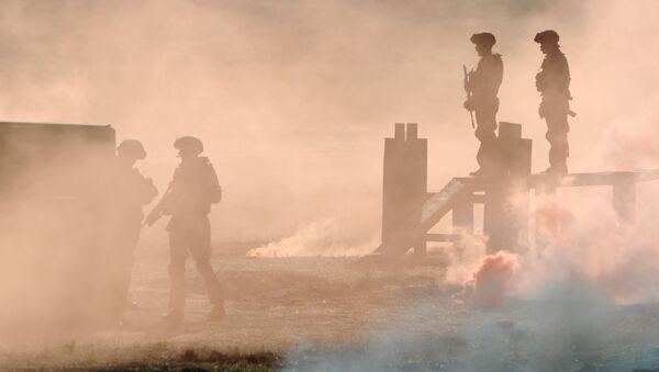 Quân nhân Nga - Sputnik Việt Nam