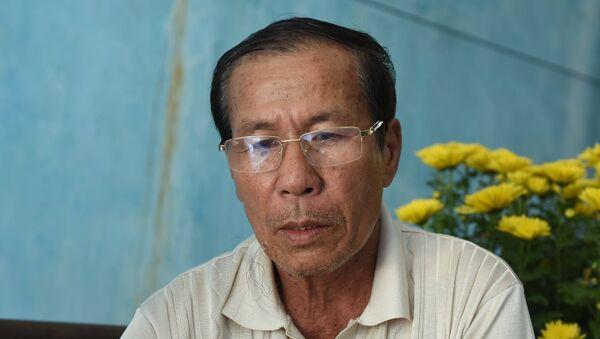 Ông Võ Duy Linh, cha của anh Võ Duy Nghiêm - Sputnik Việt Nam