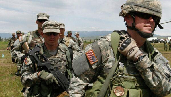 Quân nhân Mỹ - Sputnik Việt Nam
