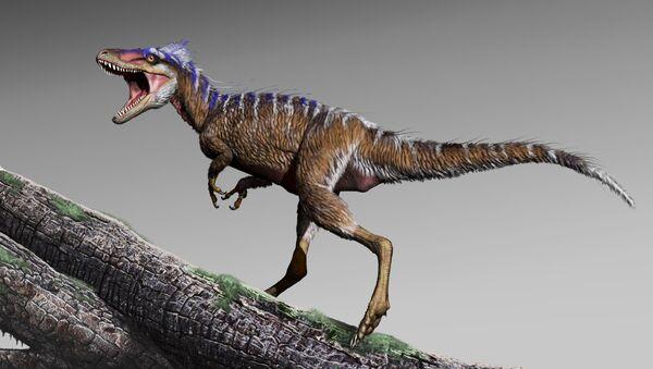 khủng long to bằng con chó - Sputnik Việt Nam