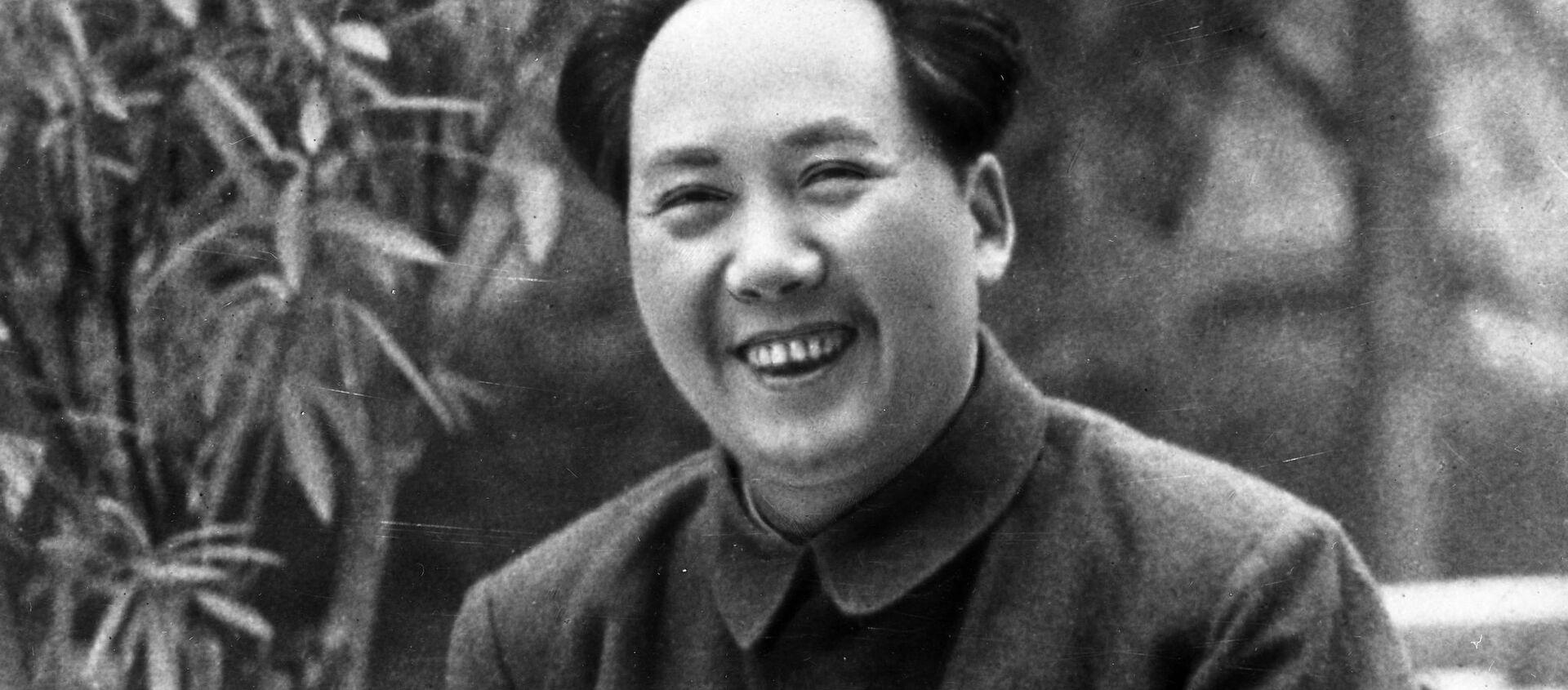 Mao Trạch Đông  - Sputnik Việt Nam, 1920, 01.10.2019