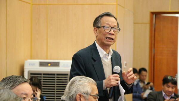 GS, TS Nguyễn Kế Tuấn, Đại học Kinh tế Quốc dân - Sputnik Việt Nam