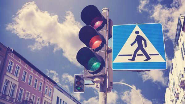 Đèn giao thông  - Sputnik Việt Nam
